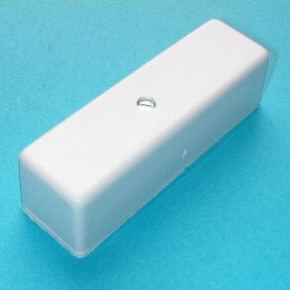 G2 6-way white junction box