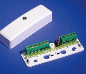8 way white junction box (Grade 3)