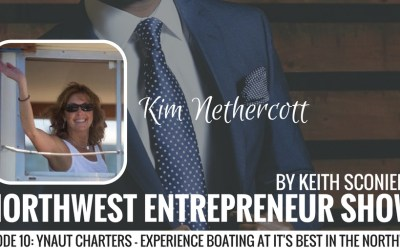 Kim Nethercott: Experience Boating At It's Best In The Northwest