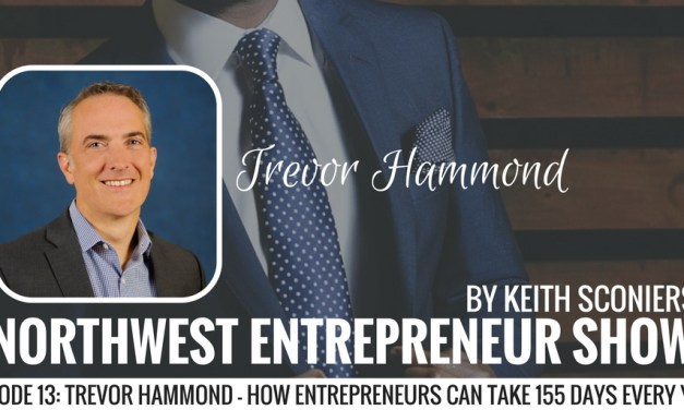 Trevor Hammond – How Entrepreneurs Can Take 155 Days Off Every Year