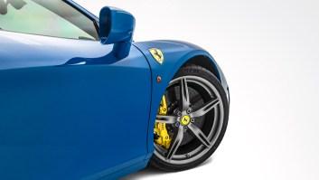 Azzurro-Dino-Ferrari-458-Speciale-XPEL-Ultimate-paint-protection-studio-yellow-calipers-s-2