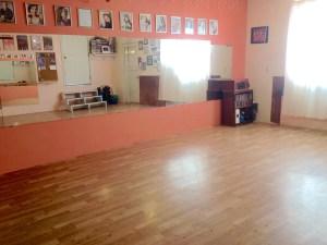 Nefabit's home studio space