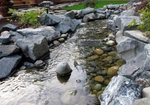 water feature in silverdale, wa