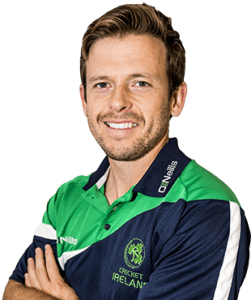 Ed Joyce Cricket Ireland