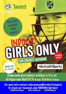 North West Womens Indoor Cricket