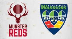 North West Warriors Munster Reds IP20 Eglinton