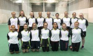 Irish_Girls_U15_2017 North West Cricket