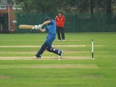 Graham McCrea North West Umpire