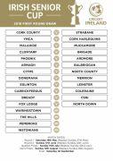 CI Senior Cup Draw 2018