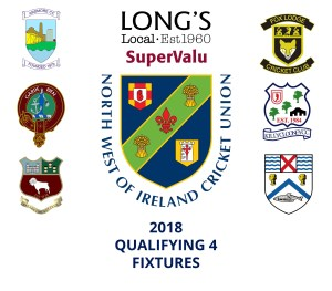 2018 Fixtures Qualifying 4