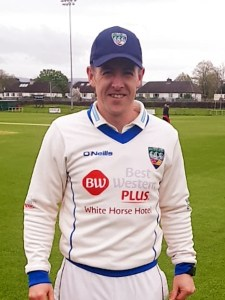David Scanlon North West Warriors Bowler