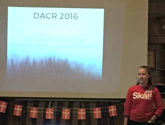 DACR 2016: Astrid Kaalund from the Museum of Danish America, Elk Horn, Iowa