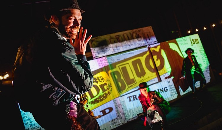 Dr Blood's Old Travelling Show – Leeds Playhouse