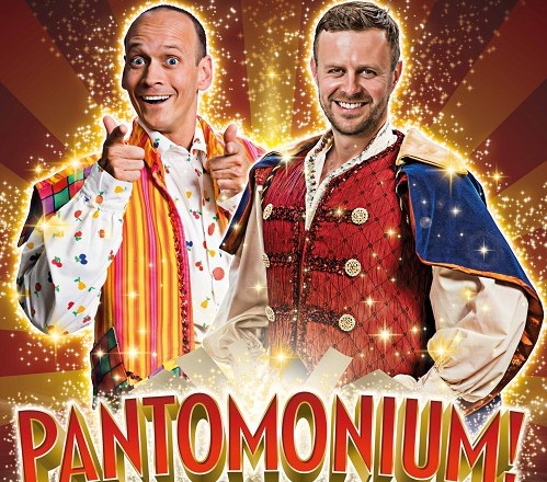 Blackpool Grand Announces PANTOMONIUM