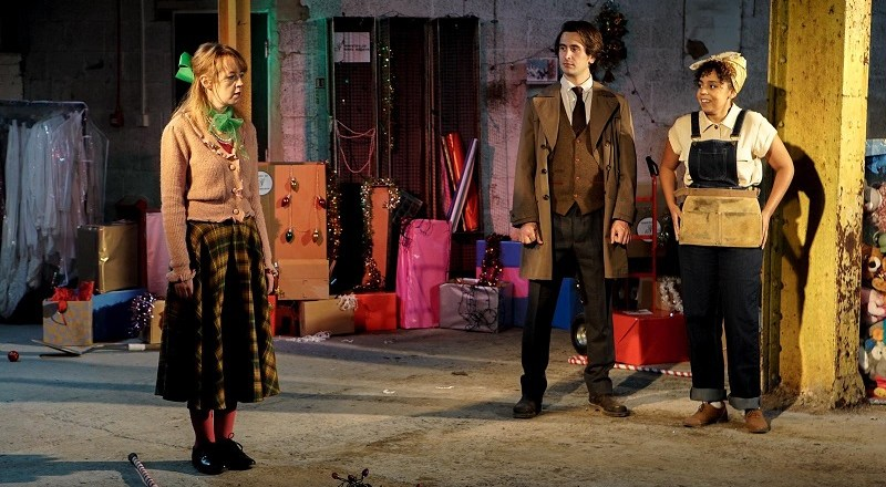 Wrongsemble returns with innovative COVID-safe Christmas show for all the family