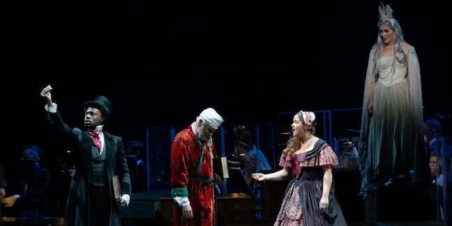 A Christmas Carol – Dominion Theatre