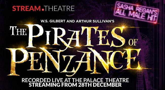 Pirates of Penzance – Palace Theatre