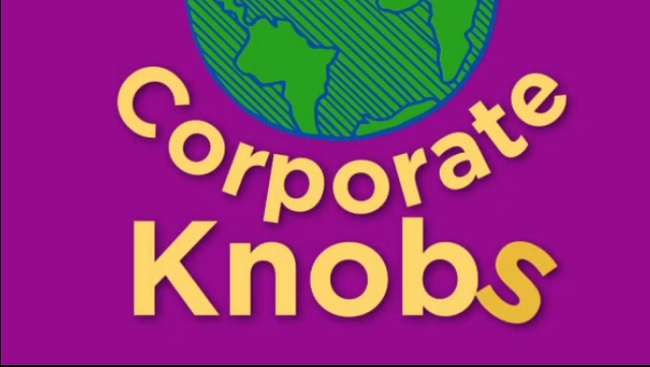 The Corporate Knobs – Online @theSpaceUK