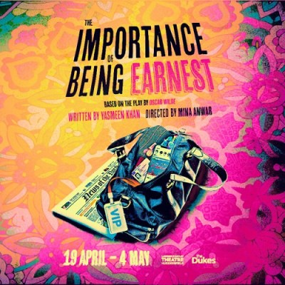The Importance of Being Earnest – Lawrence Batley Theatre & The Dukes