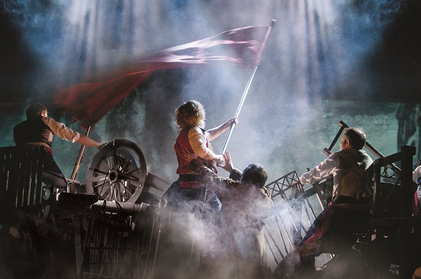 New Dates Announced for the reopening of Cameron Mackintosh's Les Misérables UK and Ireland Tour