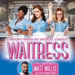 Waitress UK and Ireland Tour Announces Casting