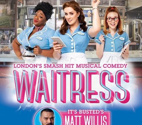 Waitress – New Wimbledon Theatre