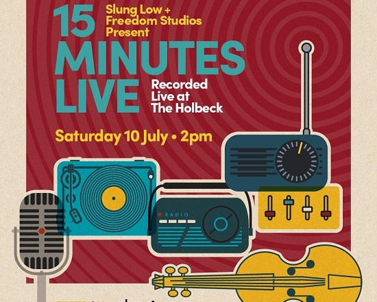 Slung Low and Freedom Studios team up to premiere new short plays for radio