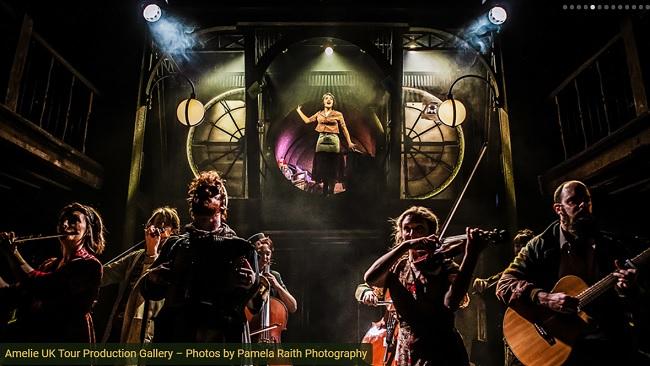 Amélie The Musical – Criterion Theatre