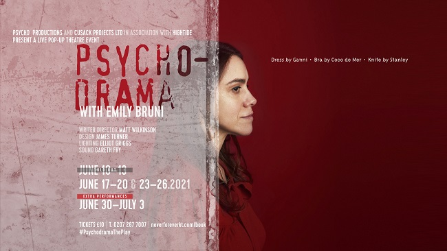 Psychodrama – Never for Ever, Kentish Town