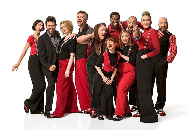 Showstopper! The Improvised Musical – Garrick Theatre