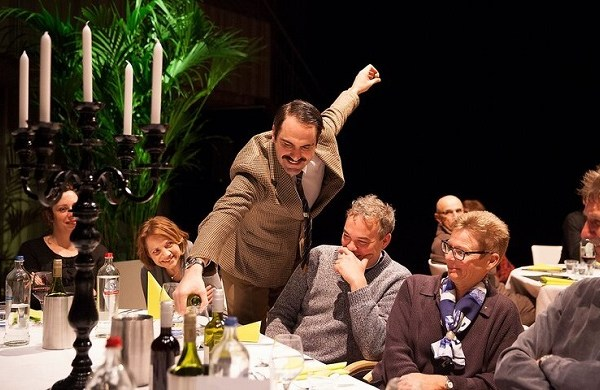 Faulty Towers the Dining Experience Returns to London