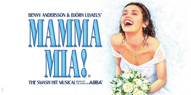 Lucy May Barker stars in a unique staging of Mamma Mia at Harewood House