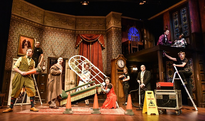 The Play That Goes Wrong – The Lowry