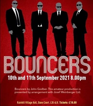 Bouncers – Rainhill Village Hall