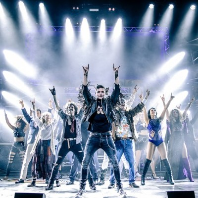 Rock of Ages – Liverpool Empire