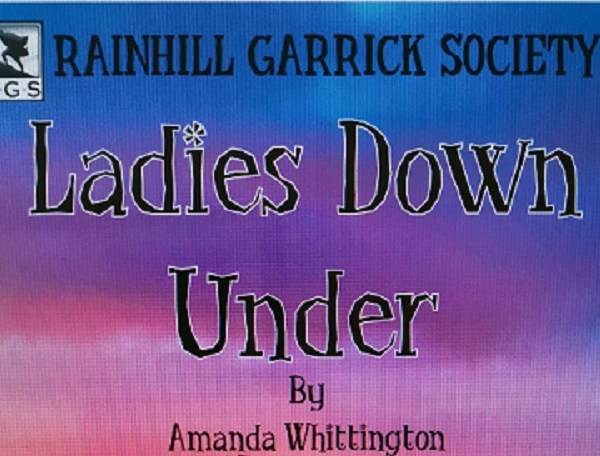 Ladies Down Under – Rainhill Village Hall