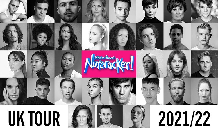 Matthew Bourne's Nutcracker! Full Casting and Touring Dates Announced