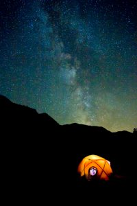 Camping Under the Stars | North Western Images - photos by ...