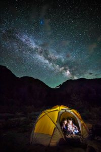Stars, Tent and Kids | North Western Images - photos by ...