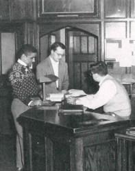 Reference Desk, 1953