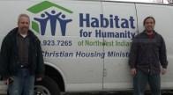 Greg and Joe Habitat