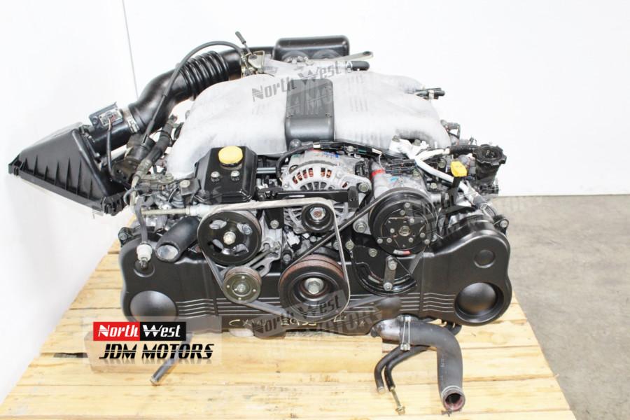 Jdm 92 97 Subaru Alcyone Svx Eg33 Dohc H6 Engine 3 3l