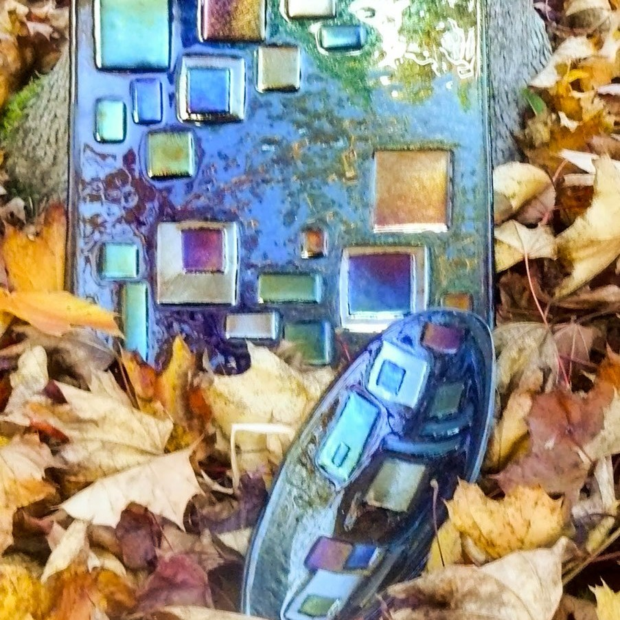 Eddy Shuldman Fused Glass
