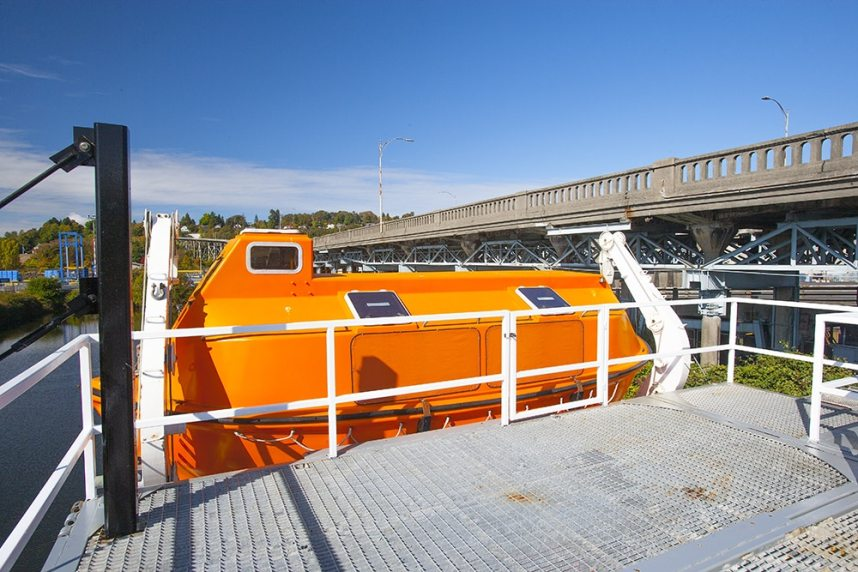 Northwest Maritime Academy seattle stcw psc pscrb training center edmonds