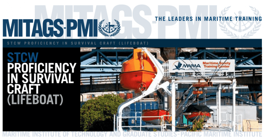 PMI-MITAGS Pacific Maritime Institute