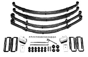 Heavy duty 6-inch suspension system lift kit for Toyota