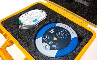 AEDs on Boats; A Very Good Idea
