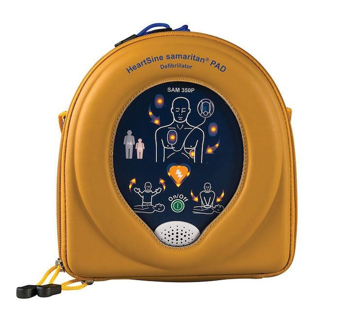 We Have The HeartSine® samaritan® PAD 350P AED