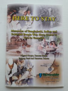 Tameside Oral History Project - Here To Stay