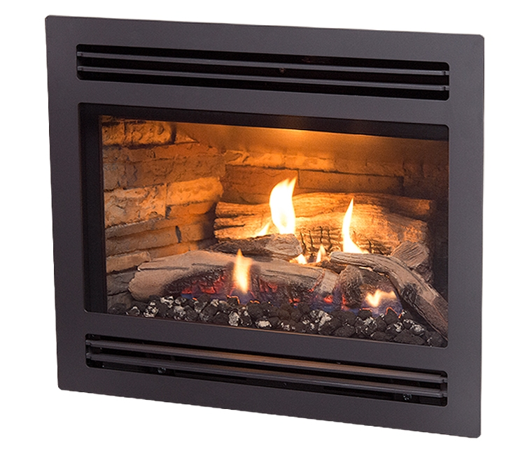 Town Country Helifire 360 Gas Fireplaces - Northwest Stoves